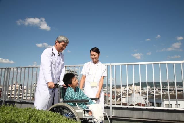 オススメ②:中規模の総合病院
