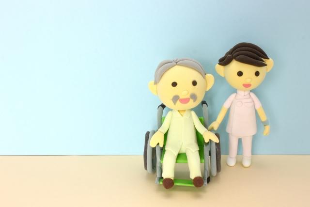 オススメ⑥:介護施設(老人ホーム)