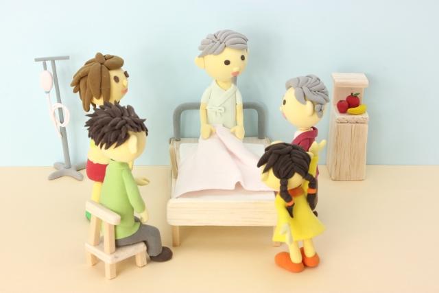 共通点②:日常生活動作(ALD)が自立している患者さんが多い