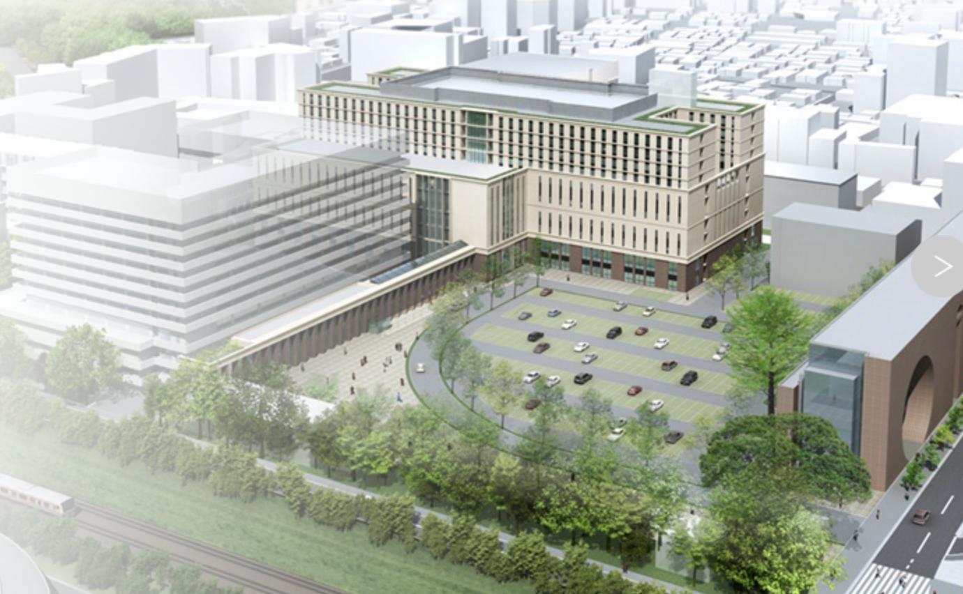 1位:慶應義塾大学病院
